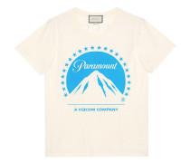 T-shirt oversize con logo Paramount