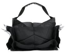 Handtasche mit gerafften Details