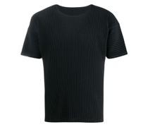 Plissiertes T-Shirt