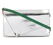 A-COLD-WALL* Schultertasche in Metallic-Optik