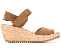 'Fama' Wedge-Sandalen