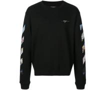 Sweatshirt mit Pfeilen