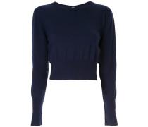 Pullover mit Hakendetails
