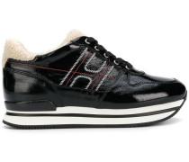 'Runner' Plateau-Sneakers
