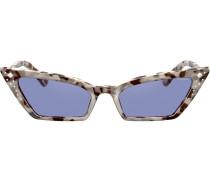'Super' Sonnenbrille mit Nieten
