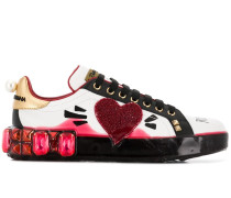 'Heart Plain' Sneakers