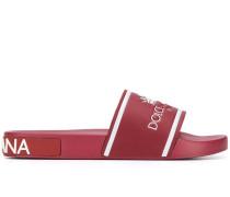 open toe slides