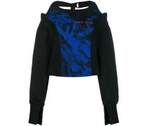 Neckholder-Sweatshirt