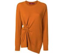 Pullover mit gedrehtem Design