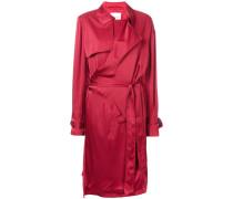 Kleid im Trenchcoat-Stil
