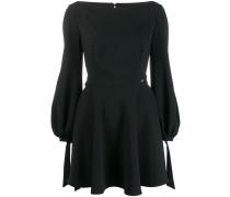 Minikleid mit offenem Rücken