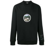 'Paradise' Sweatshirt mit Patch