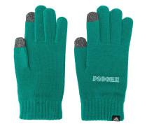 Handschuhe mit Slogan