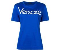 T-Shirt mit Vintage-Logo
