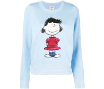 X Peanuts Sweatshirt mit Print