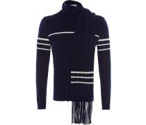 Pullover mit Schaldetail