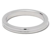 'Horizontal Guilloche' Ring