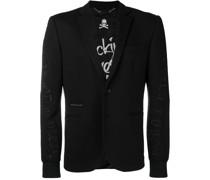jersey formal blazer