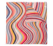 Schal mit Wellen-Print