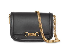 'The Leather Link' Schultertasche