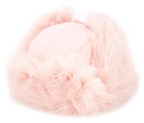 Mütze mit Faux Fur