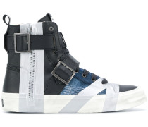 'Voyage' High-Top-Sneakers