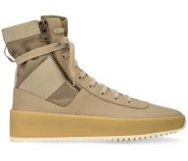 Jungle high-top sneakers