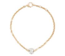 18kt 'Sabbia' Rotgoldarmband mit Diamanten
