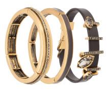 three bracelets set