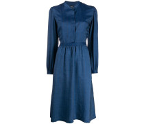 A.P.C. Chambray-Kleid