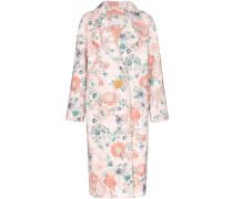Mantel mit Blumenmuster