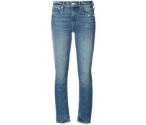 Skinny-Jeans mit gekürztem Schnitt