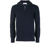 Pullover mit Reißverschluss