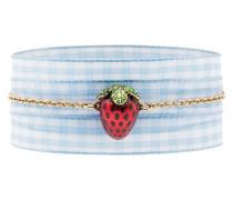 Armband mit Marienkäfer-Detail