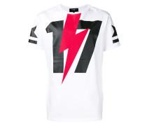 """T-Shirt mit """"17""""-Print"""