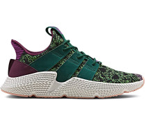green and purple prophere dragon ball z cell edition sneakers