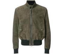 front zip jacket
