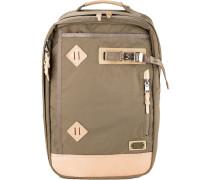 Rucksack mit kastigem Design