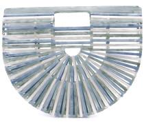 'Ark' Clutch aus Acryl