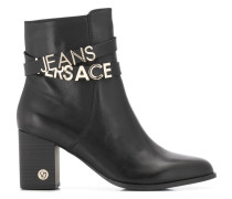 ankle straps boots