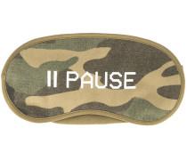 Pause eye mask