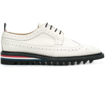 Threaded Sole Longwing Brogue