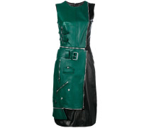 Kleid im Bikerjacken-Design