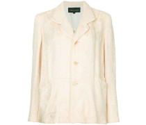 CREAM JACKET WITH FLORAL EMBROIDERY - Unavailable