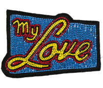 'My Love' Patch