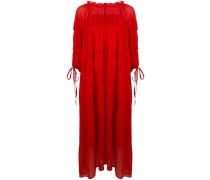 'Tia' Kleid aus Seersucker
