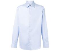 Hemd mit Eton-Kragen