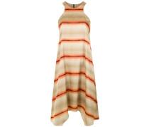halterneck striped dress - Unavailable