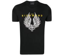 """T-Shirt mit """"Skull Wings""""-Print"""