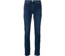 embellished Medusa jeans